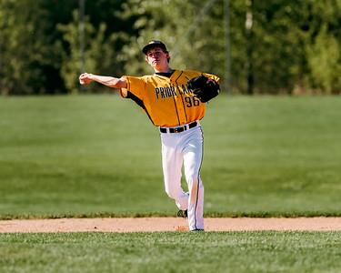 Lakeville S Baseball vs Prior Lake 9A-20