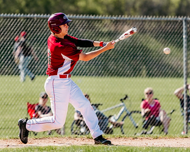 Lakeville S Baseball vs Prior Lake 9A-23