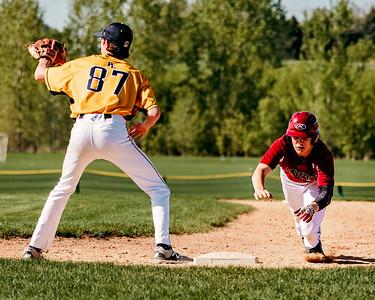 Lakeville S Baseball vs Prior Lake 9A-25