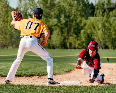 Lakeville S Baseball vs Prior Lake 9A-26