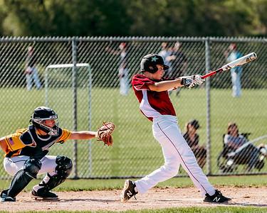 Lakeville S Baseball vs Prior Lake 9A-3