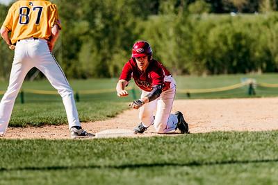 Lakeville S Baseball vs Prior Lake 9A-29
