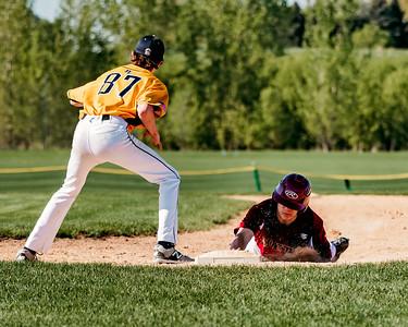 Lakeville S Baseball vs Prior Lake 9A-27
