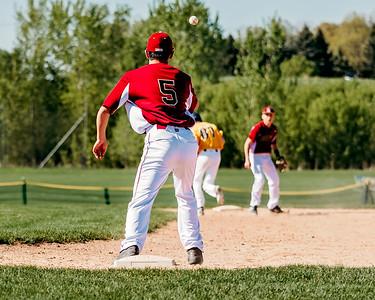 Lakeville S Baseball vs Prior Lake 9A-16