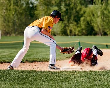 Lakeville S Baseball vs Prior Lake 9A-28