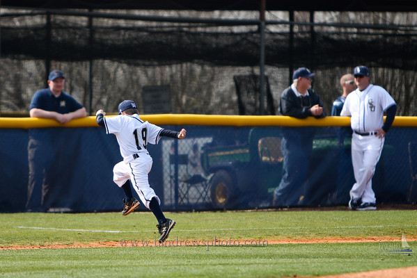 Georgetown defeated CSU, 2-1. February 17, 2012.