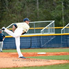 The Charleston Southern University baseball team lost to Georgetown, 12-3 in the first game of a double-header. February 18, 2012.