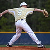 CSU and Penn played a weather/travel shortened game with the Bucs coming out on top, 5-1. March 18th, 2012.