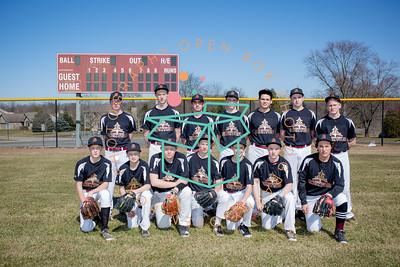2018 DHS Freshman Baseball