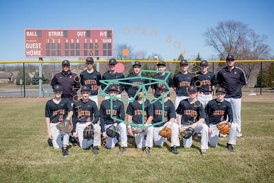 2018 DHS JV Baseball