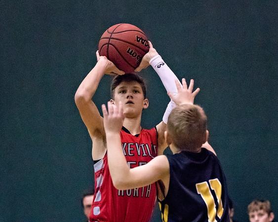 8th Grade Boys Lakeville North Basketball