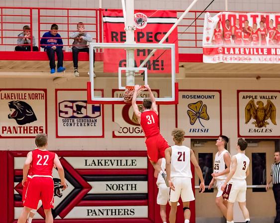 Lakeville South Varsity vs Lakeville North