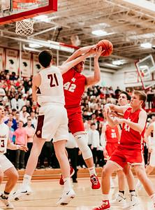 Lakeville S vs Lakeville N Basketball-9