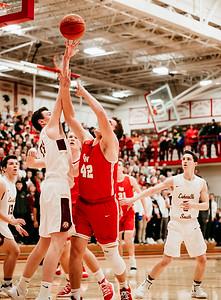 Lakeville S vs Lakeville N Basketball-12