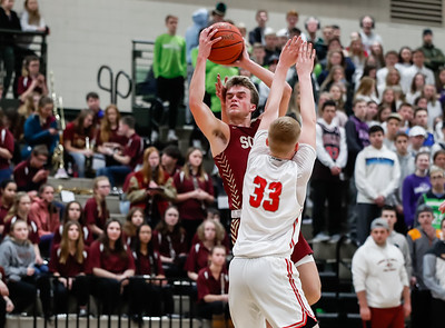 Lakeville South vs Lakeville North Basketball-112