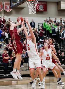 Lakeville South vs Lakeville North Basketball-101