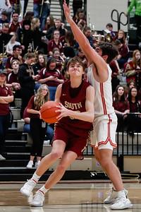 Lakeville South vs Lakeville North Basketball-108