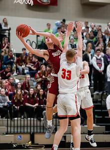 Lakeville South vs Lakeville North Basketball-114