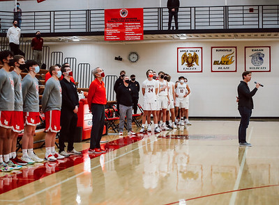 Lakeville South vs Lakeville North Basketball -27