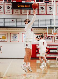 Lakeville South vs Lakeville North Basketball -9