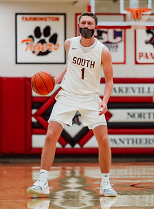 Lakeville South vs Lakeville North Basketball -42
