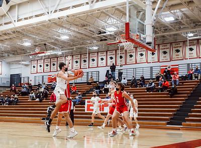 Lakeville South vs Lakeville North Basketball -2