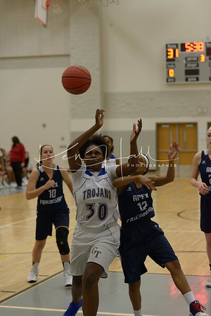 20180130 GMHS Ladies vs Apex