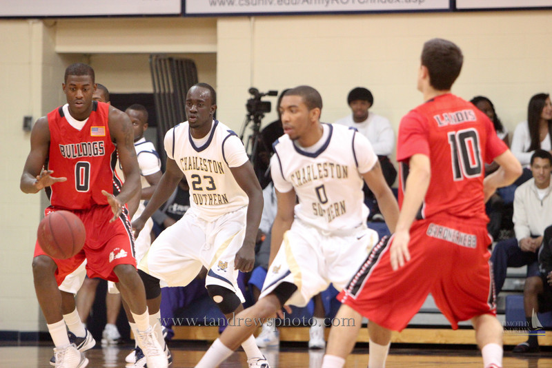 CSU put on a Valentine's Day show as they defeated Gardner-Webb 73-58, February 14, 2012.