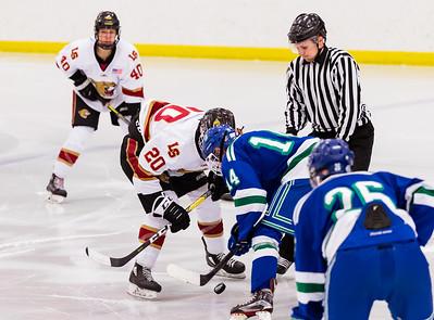 Lakeville S vs Eagan JV 2-6