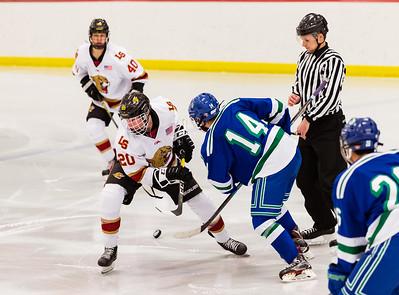 Lakeville S vs Eagan JV 2-8