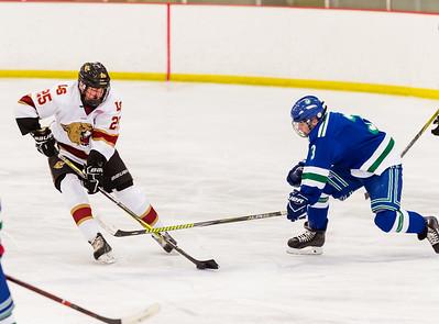 Lakeville S vs Eagan JV 2-28