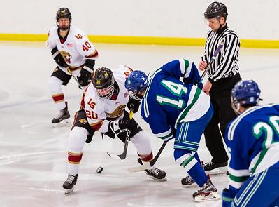 Lakeville S vs Eagan JV 2-7