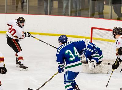 Lakeville S vs Eagan JV 2-17