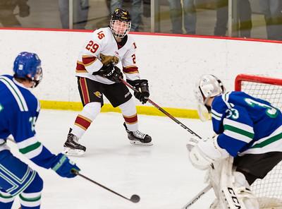 Lakeville S vs Eagan JV 2-26