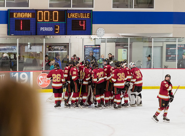 Lakeville South vs Eagan JV