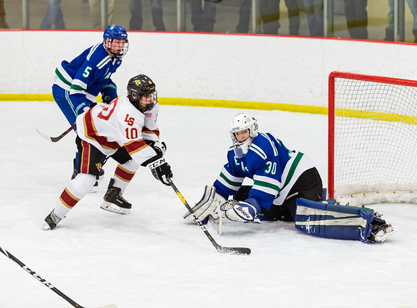 Lakeville South vs Eagan Varsity Home