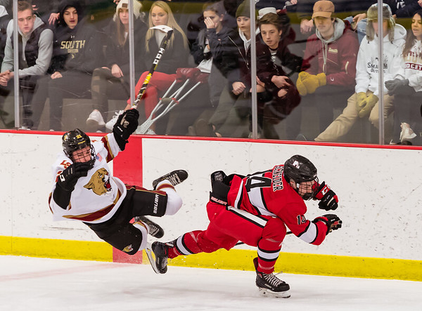 Lakeville South vs Lakeville North Varsity