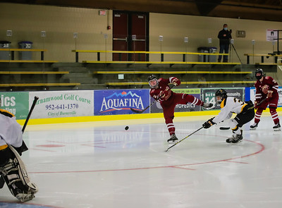 Lakeville South vs Burnsville JV-5