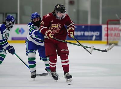 Lakeville South vs Eagan JV-16