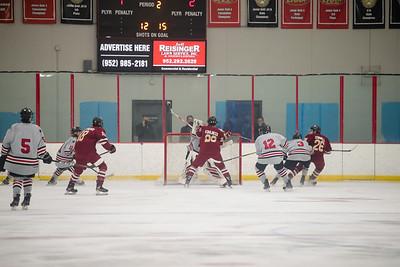 Lakeville South vs Lakeville North JV Away-22