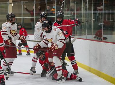 Lakeville South vs Lakeville North JV-3