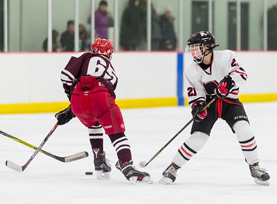 Lakeville N vs S St Paul Bantam B2-5