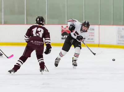 Lakeville N vs S St Paul Bantam B2-8
