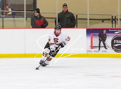 Lakeville South vs Lakeville North Bantam AA -14