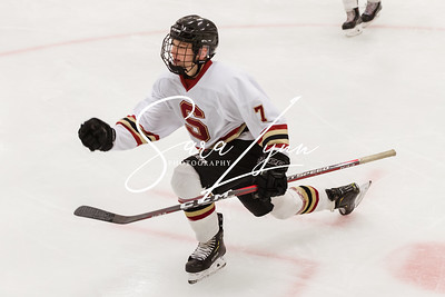 Lakeville South vs Lakeville North Bantam AA -22