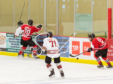 Lakeville South vs Lakeville North Bantam AA -28