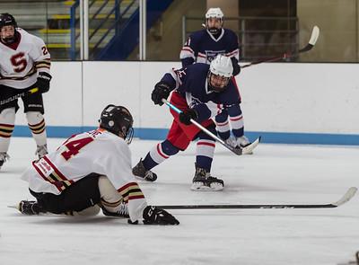 Lakeville S vs S St Paul Bantam AA-14