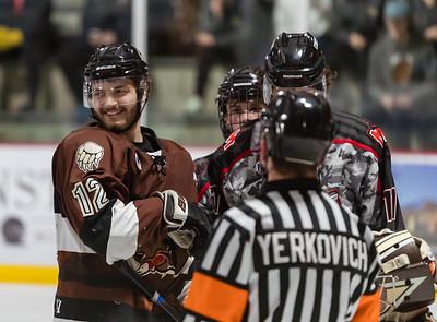 Minnesota Magicians vs Kenai River Brown Bears 2-27