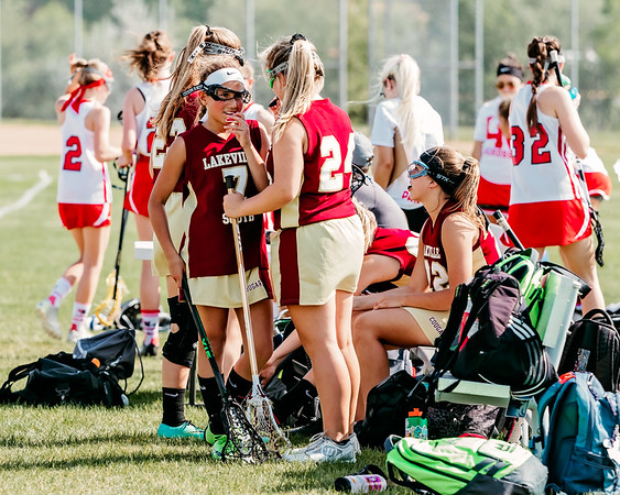 Lakeville South Girls LAX Prep vs Lakeville North