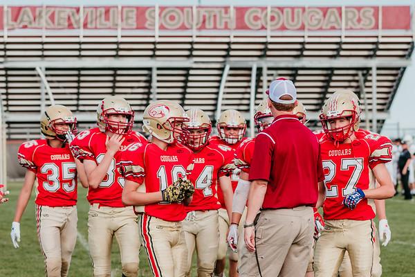 Lakeville South vs Edina 10th Grade